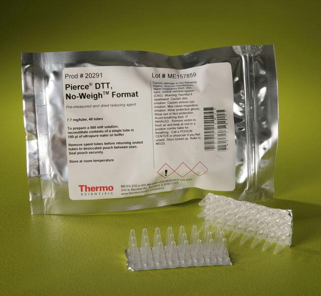 Pierce™ DTT (Dithiothreitol), No-Weigh™ Format