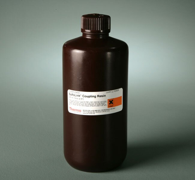 SulfoLink™ Coupling Resin