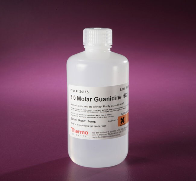 8M Guanidine-HCl Solution