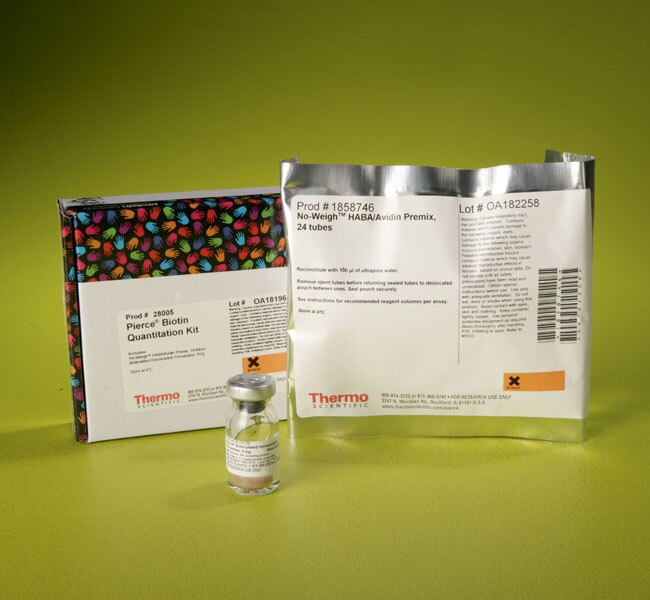 Pierce™ Biotin Quantitation Kit