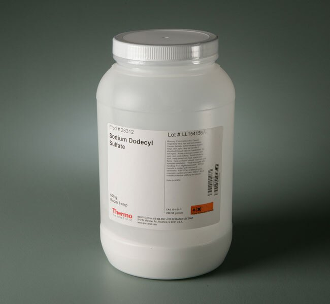 Sodium Dodecyl Sulfate (SDS), C12