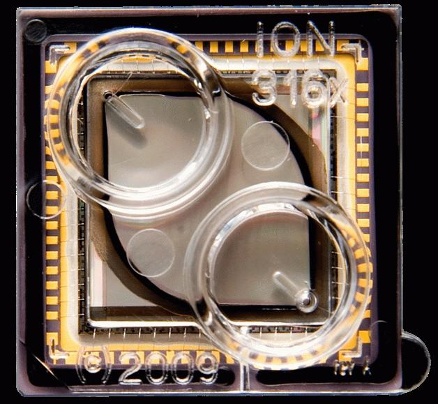 Ion 316™ Chip Kit v2