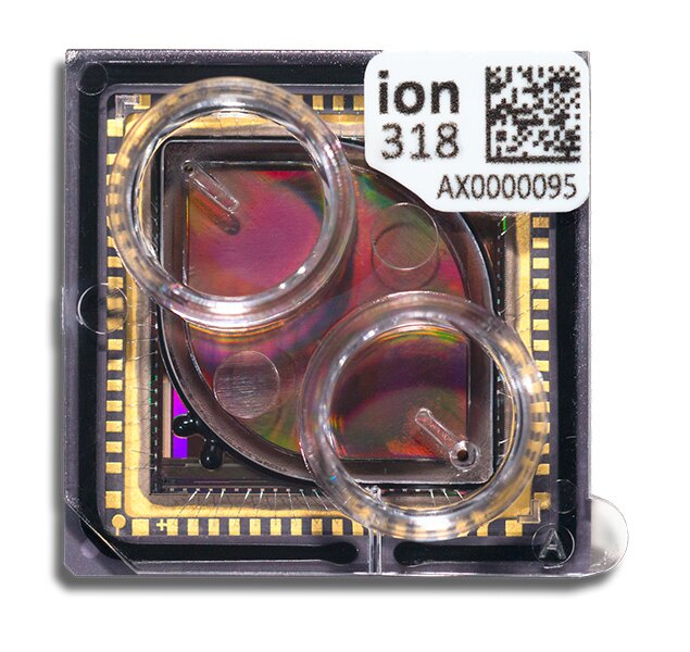 Ion 318™ Chip Kit v2 BC