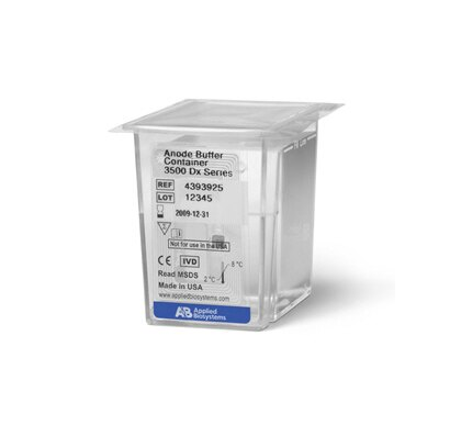 Anode Buffer Container for 3500 Dx/3500xL Dx Genetic Analyzers