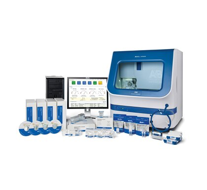 3500 Genetic Analyzer for Resequencing & Fragment Analysis