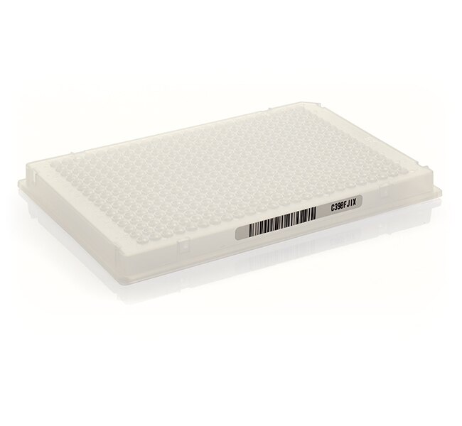 MicroAmp® Optical 384-Well Reaction Plate with Barcode
