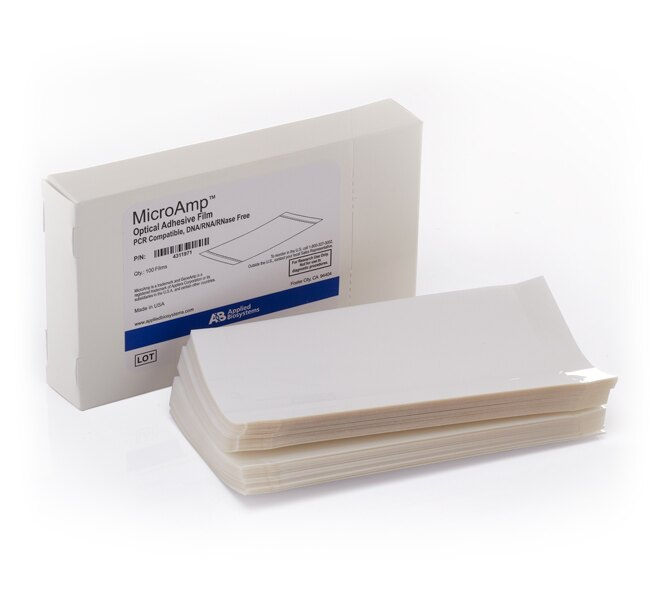 MicroAmp® Optical Adhesive Film
