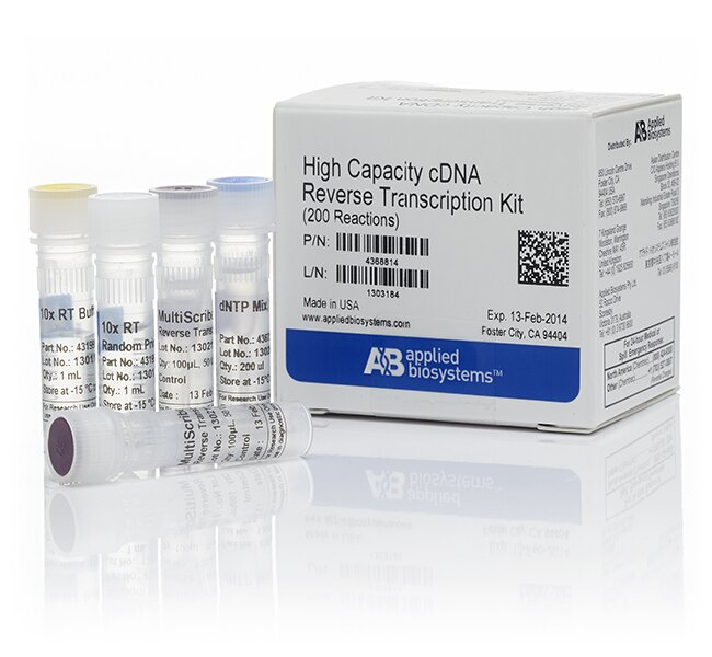 High-Capacity cDNA Reverse Transcription Kit
