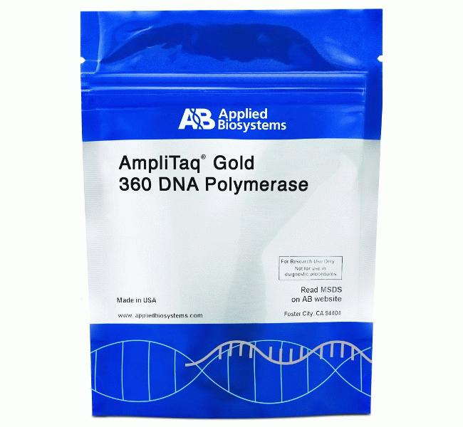 AmpliTaq Gold® 360 DNA Polymerase