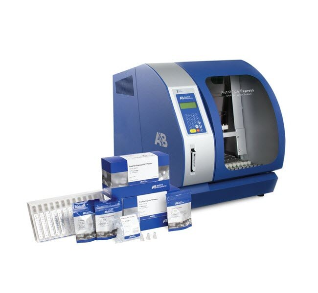 AutoMate <i>Express</i>&trade; Forensic DNA Extraction System