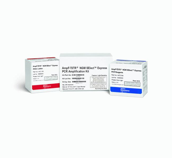 AmpFLSTR® NGM SElect™ Express Kit