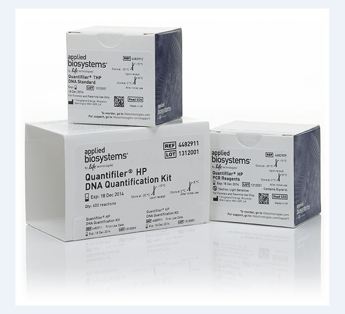 Quantifiler® HP DNA Quantification Kit
