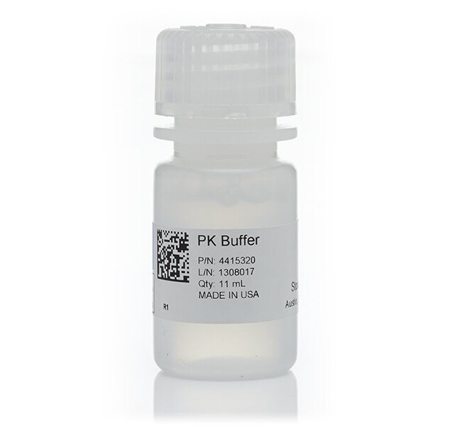 PK Buffer for MagMAX™-96 DNA Multi-Sample Kit