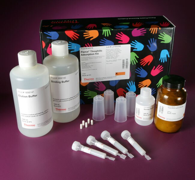Pierce™ Thiophilic Adsorption Kit