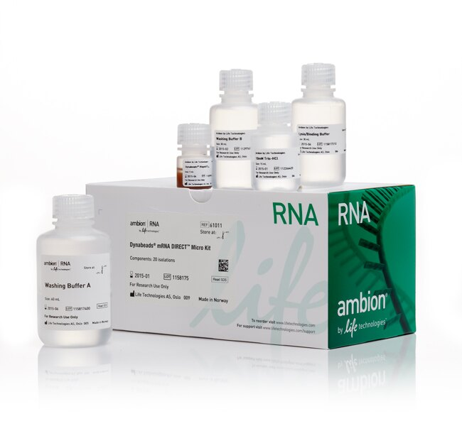Dynabeads® mRNA DIRECT™ Micro Purification Kit