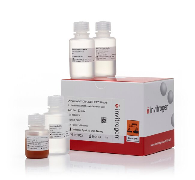 Dynabeads® DNA DIRECT™ Blood Kit