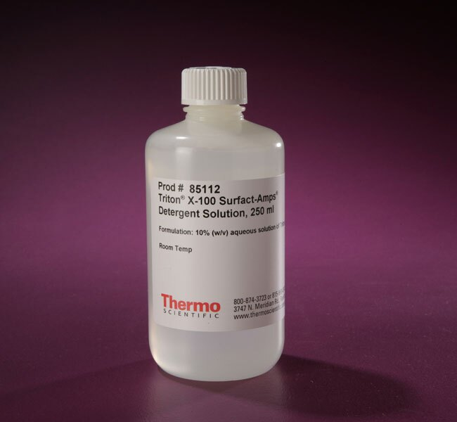 Triton™ X-100 Surfact-Amps™ Detergent Solution