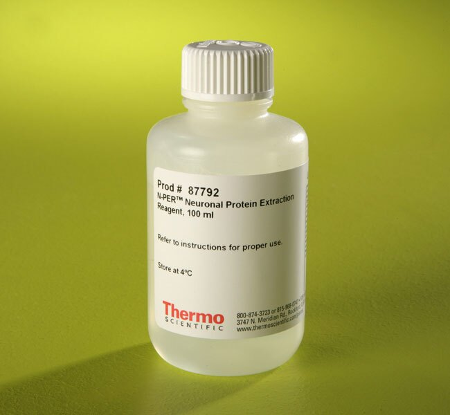 N-PER™ Neuronal Protein Extraction Reagent