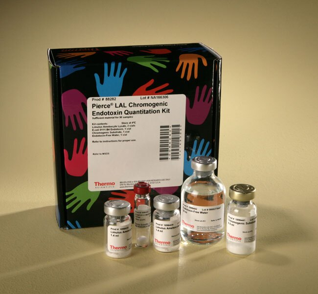 Pierce™ LAL Chromogenic Endotoxin Quantitation Kit
