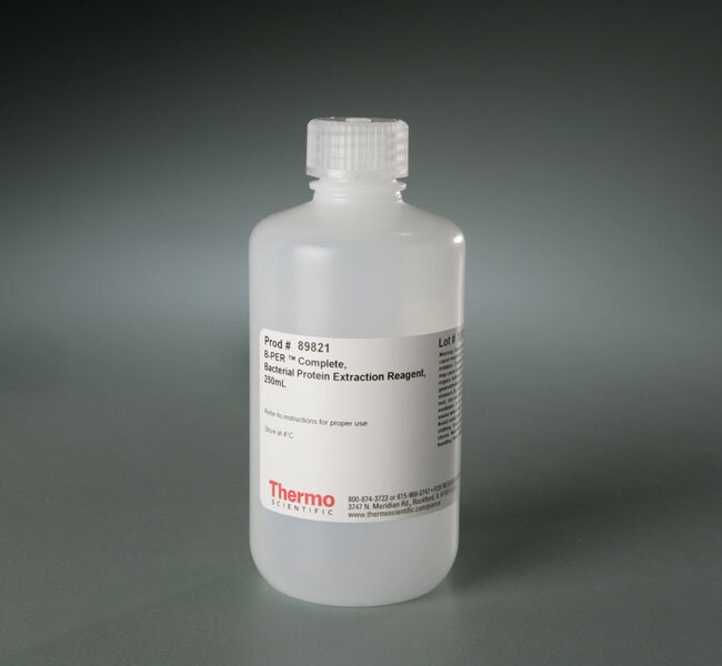 B-PER™ Complete Bacterial Protein Extraction Reagent