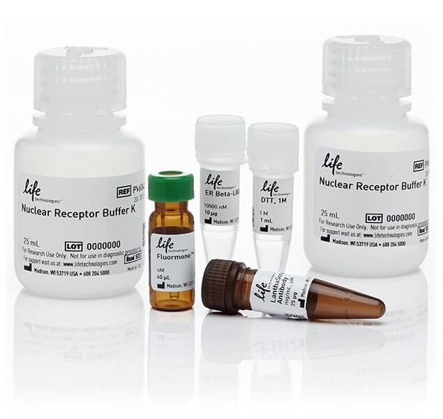 LanthaScreen® TR-FRET ER beta Competitive Binding Kit