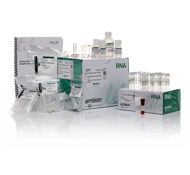 Amino Allyl MessageAmp™ II aRNA Amplification Kit