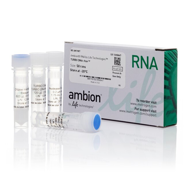 TURBO DNA-<i>free</i>&trade; Kit