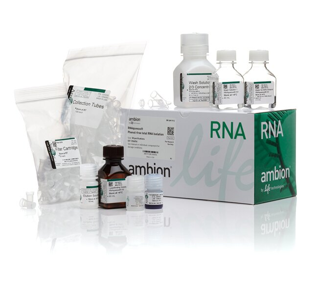 RNAqueous® Total RNA Isolation Kit