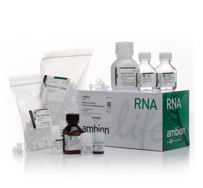 RNAqueous®-Micro Total RNA Isolation Kit