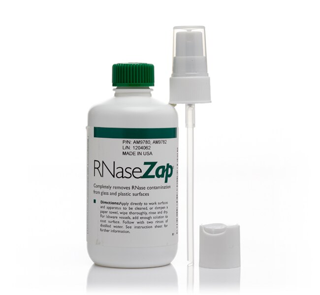 RNase<i>Zap</i>&reg; RNase Decontamination Solution