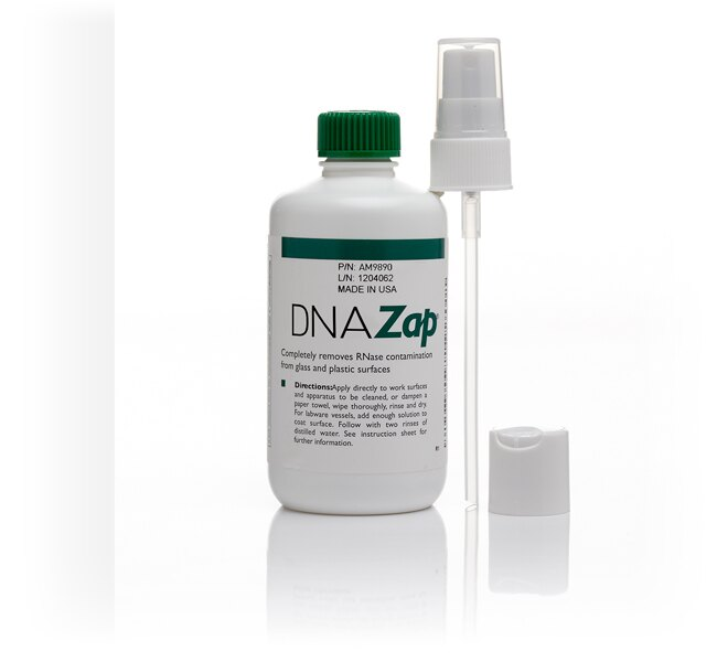 DNA<i>Zap</i>&trade; PCR DNA Degradation Solutions