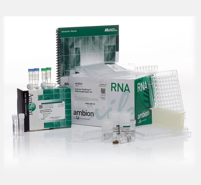 Illumina® TotalPrep™ RNA Amplification Kit
