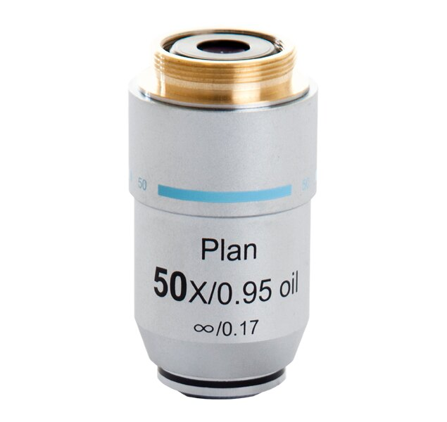 EVOS® 50X Oil Objective, achromat, coverslip-corrected