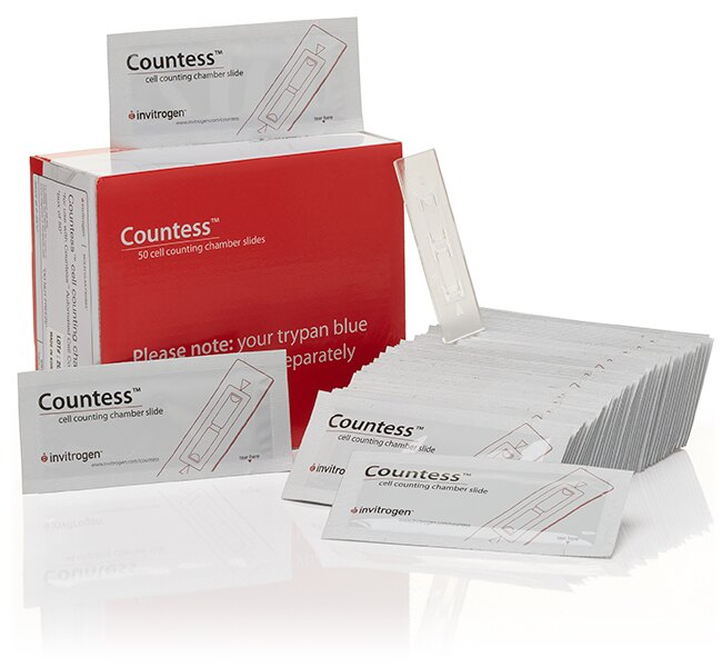 Countess® Cell Counting Chamber Slides