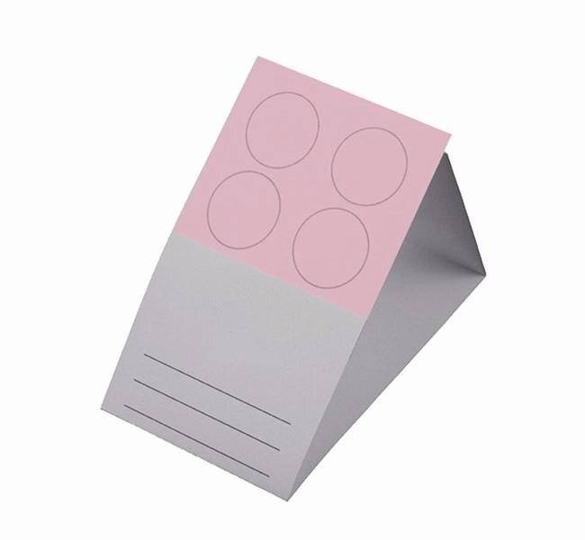 NUCLEIC-CARD™ COLOR matrix, 4 spots