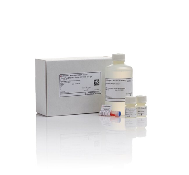 Qubit® dsDNA HS Assay Kit