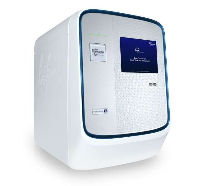 QuantStudio™ Dx Real-Time PCR Instrument with 96-well fast block