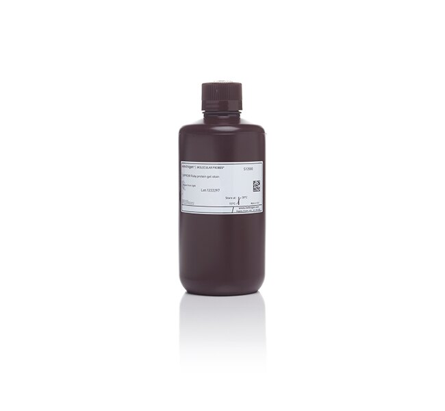 SYPRO® Ruby Protein Gel Stain