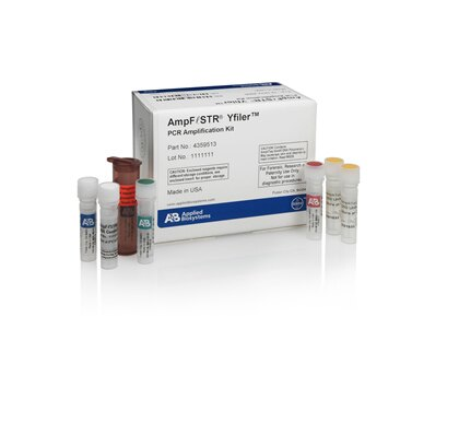 AmpFLSTR® Yfiler® PCR Amplification Kit