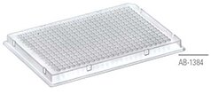 PCR Plate, 384-well, standard, white