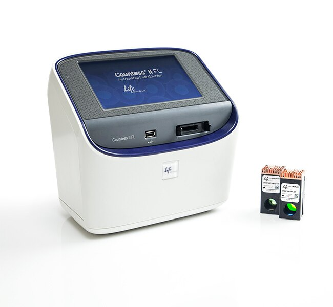 Countess® II FL Automated Cell Counter