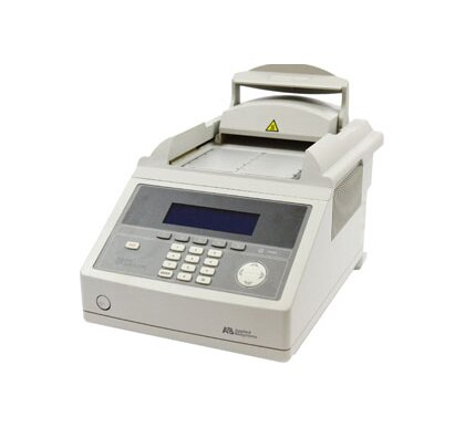 GeneAmp® PCR System 9700 and 9800 Fast Thermal Cycler, IQ User-Performed Test Procedures