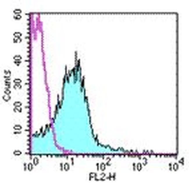 CD51 (Integrin alpha V) Antibody (12-0512-81) in Flow Cytometry