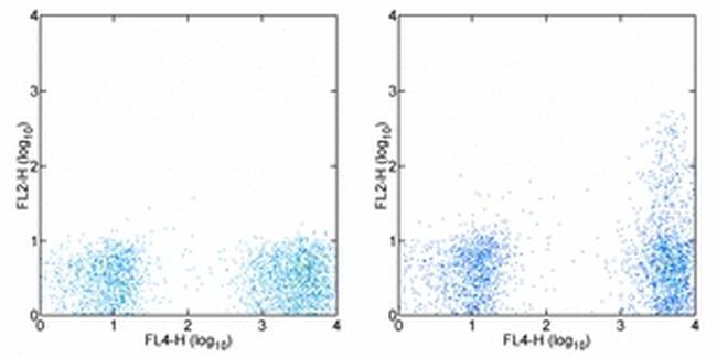 CD195 (CCR5) Antibody (12-1957-41) in Flow Cytometry