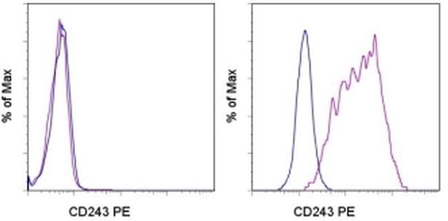 CD243 (ABCB1) Antibody (12-2439-41) in Flow Cytometry