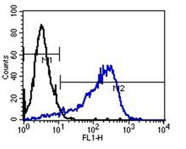 Mouse IgM Secondary Antibody (31992) in Flow Cytometry