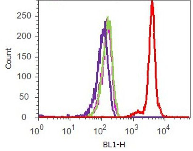 Cyclin E Antibody (32-1600) in Flow Cytometry