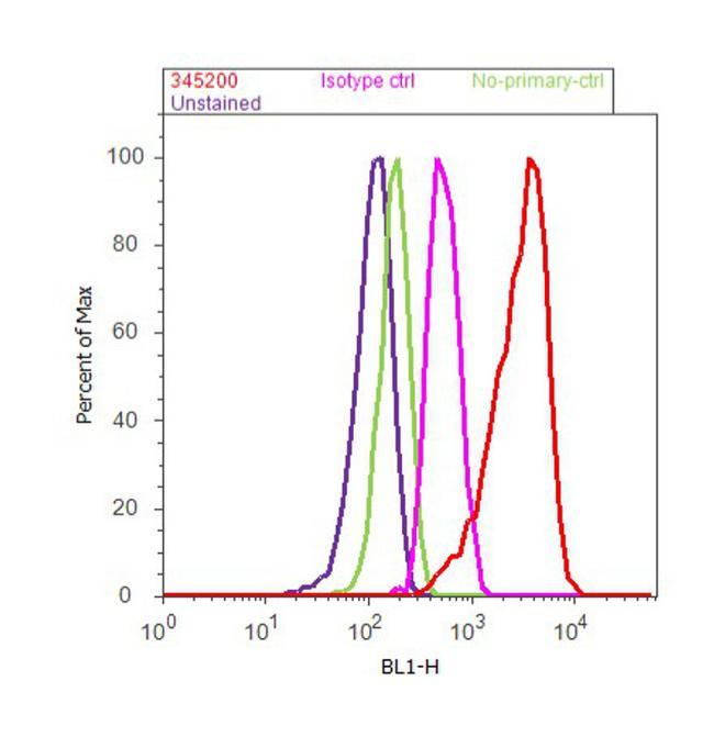 JIP1 Antibody (34-5200) in Flow Cytometry