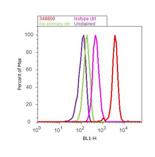 c-Kit Antibody (34-8800) in Flow Cytometry