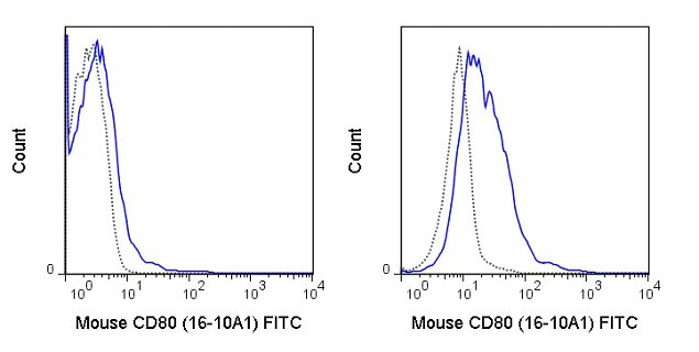 CD80 Antibody (A27075) in Flow Cytometry